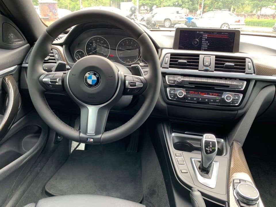 2015 BMW 428i M-Sport Coupe