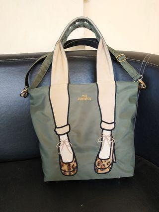 Mis Zapatos Tote Bag #bonusgopay