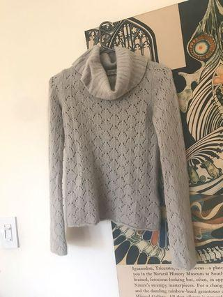 Topshop wool and angora sweater