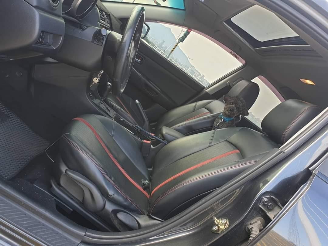 貸款找錢車可貸25萬售2009年 馬自達 馬3 2.0s 運動版 售158000