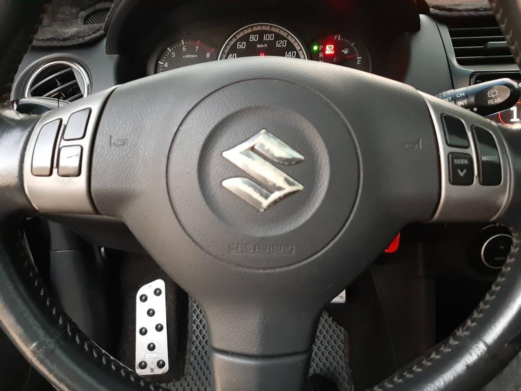 五門掀背時尚小車 SWIFT 精品改裝 經濟又實惠 外加10吋安卓機 讓你在駕駛上更舒適