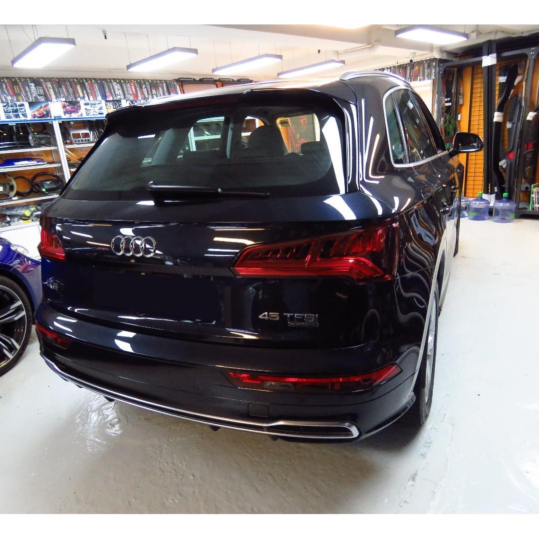 Audi Q5 2.0 TFSI quattro (A)