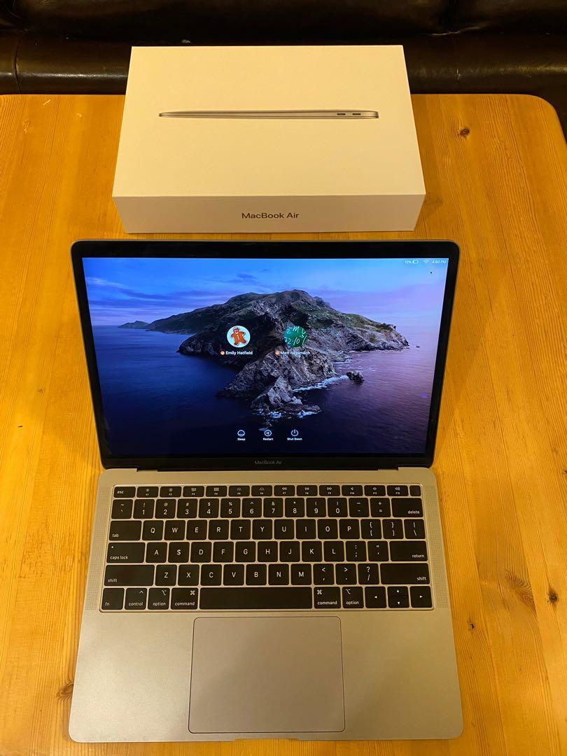 "Apple MacBook Air 13.3"" - Space Grey (Intel Core i5 1.6GHz / 128GB SSD / 8GB RAM)"