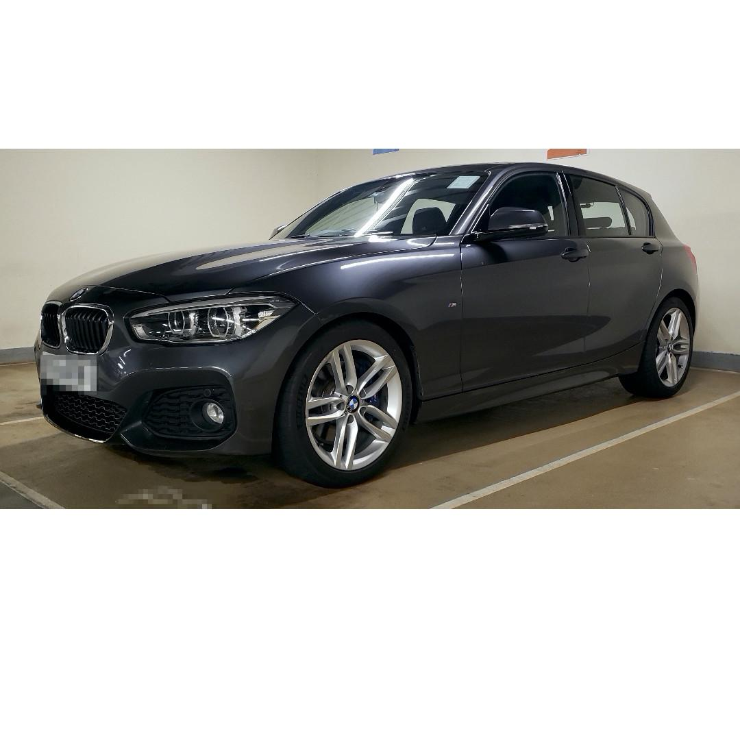 BMW 120i M Package Auto
