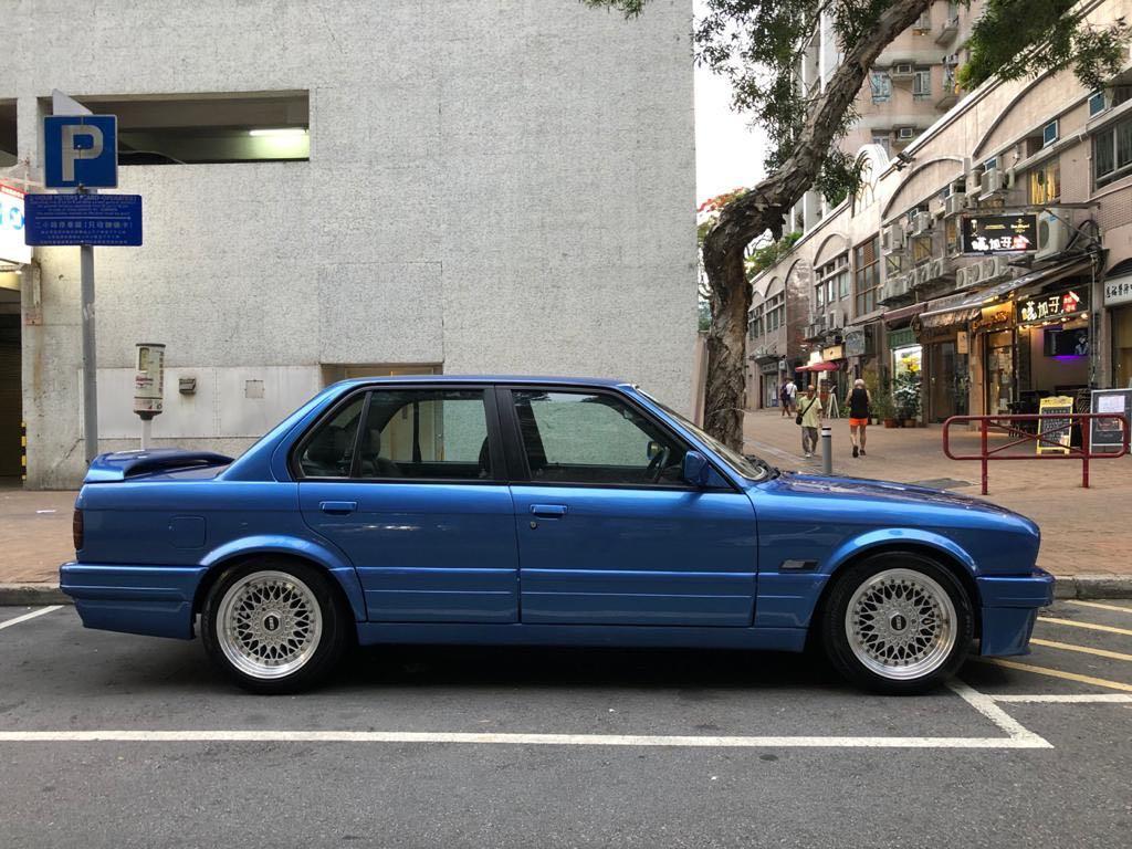 BMW 325i E30 Manual