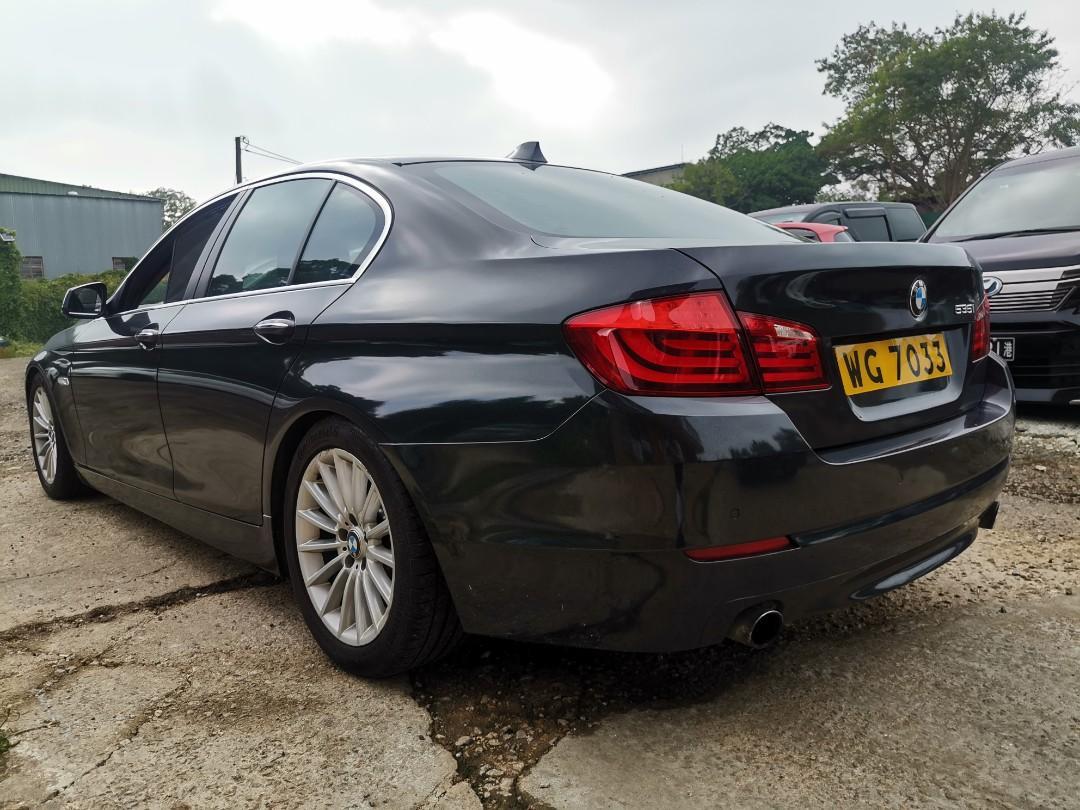 BMW 535i M Sport (A)