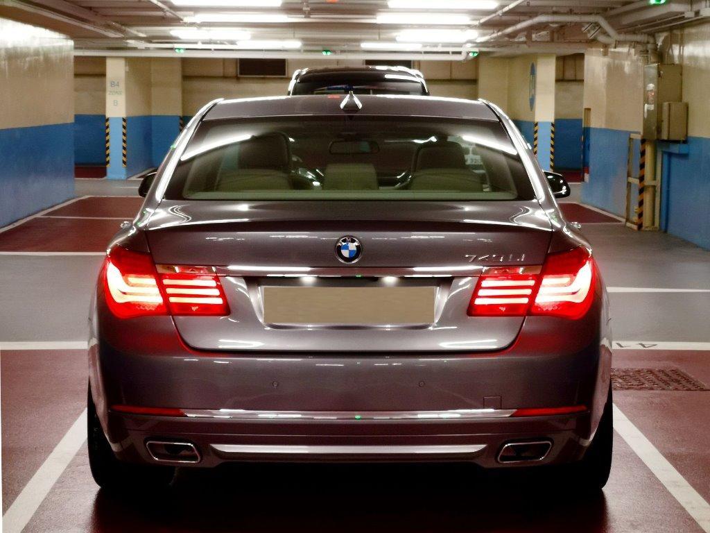 BMW 740Li Sedan (A)