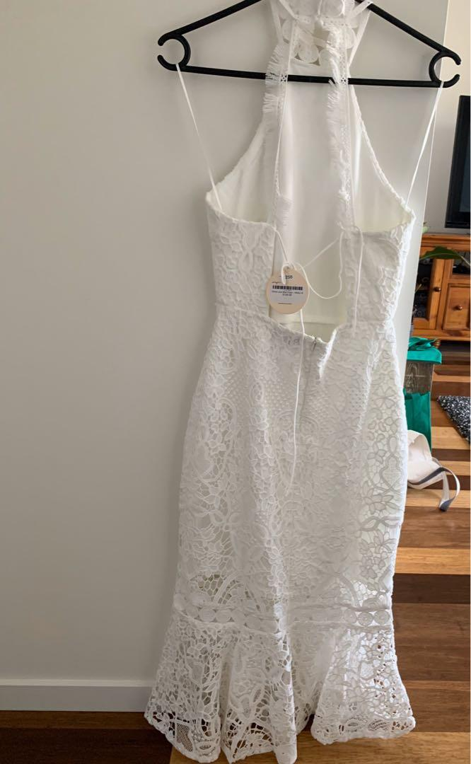 """Brand new """"Sonia"""" Two Sisters The Label Dress White"""