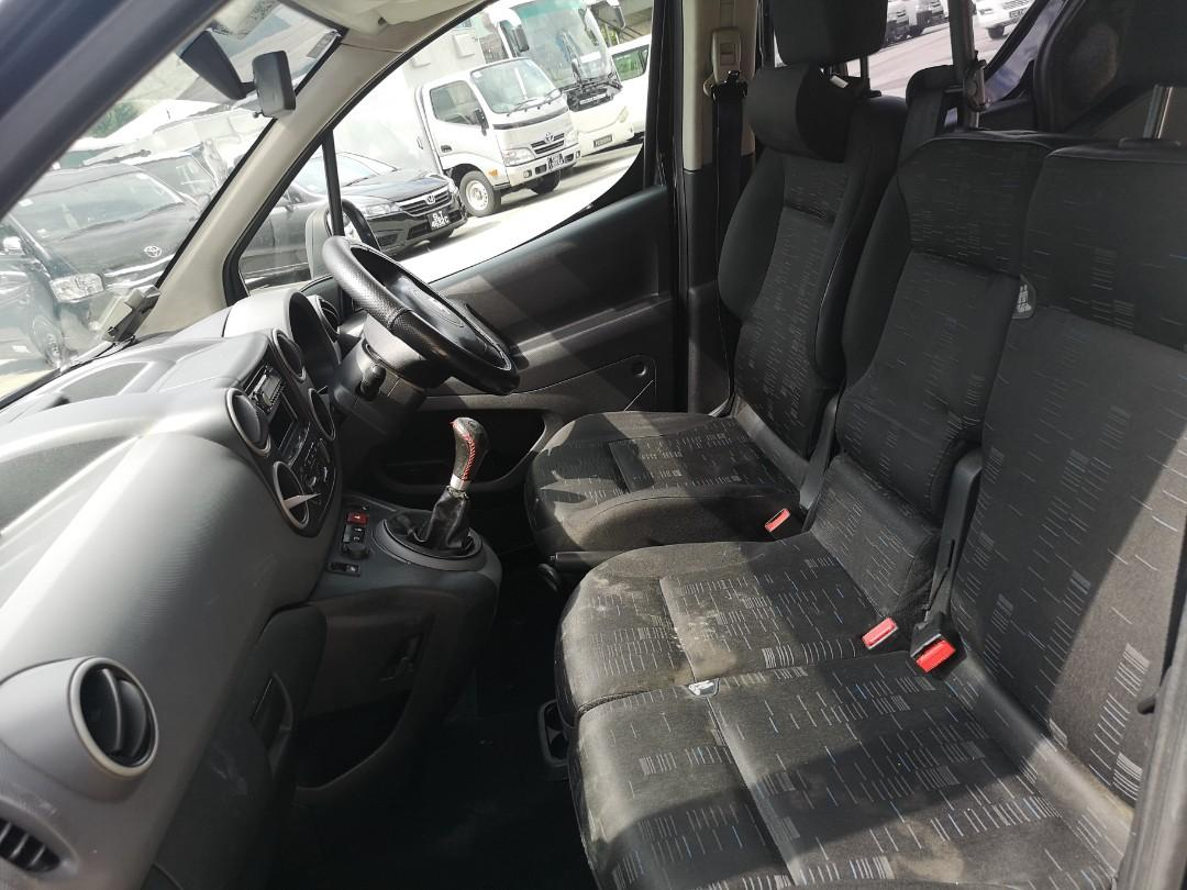 Citroen Berlingo manual