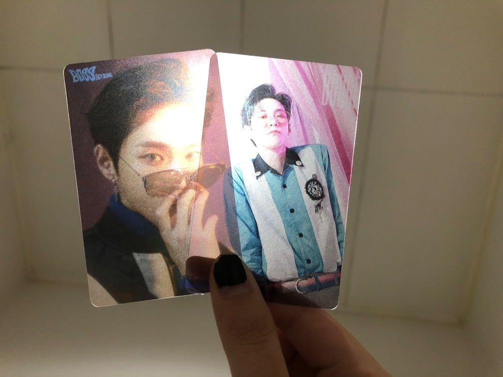 [PRICE FOR ALL] NCT Doyoung Unofficial Photocards Photocards PCs