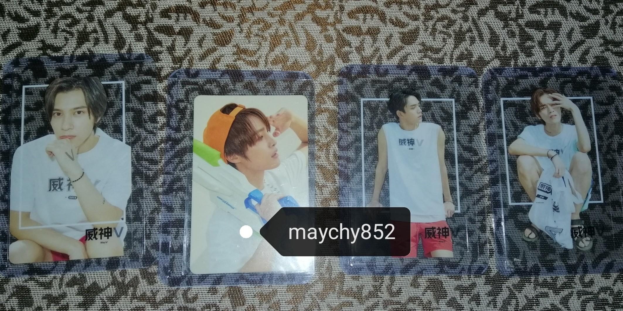 [CLOSED] WAYV SUMMER VACATION KIT 11 STREET /WITHDRAMA /WITHFANS PC