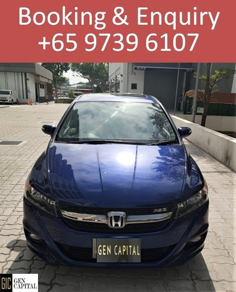 Honda Stream - @97396107! Cheapest rates with full support!