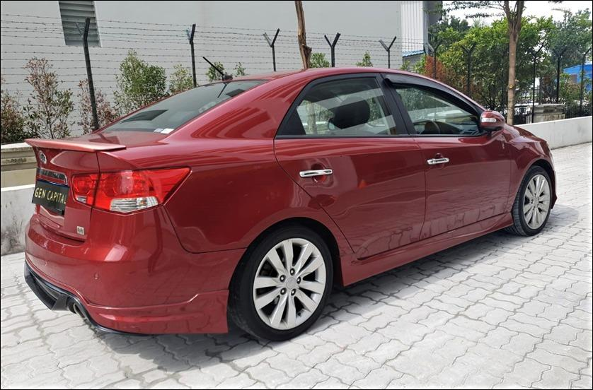 Kia Cerato - @97396107 ! Cheapest rates with fullest support!