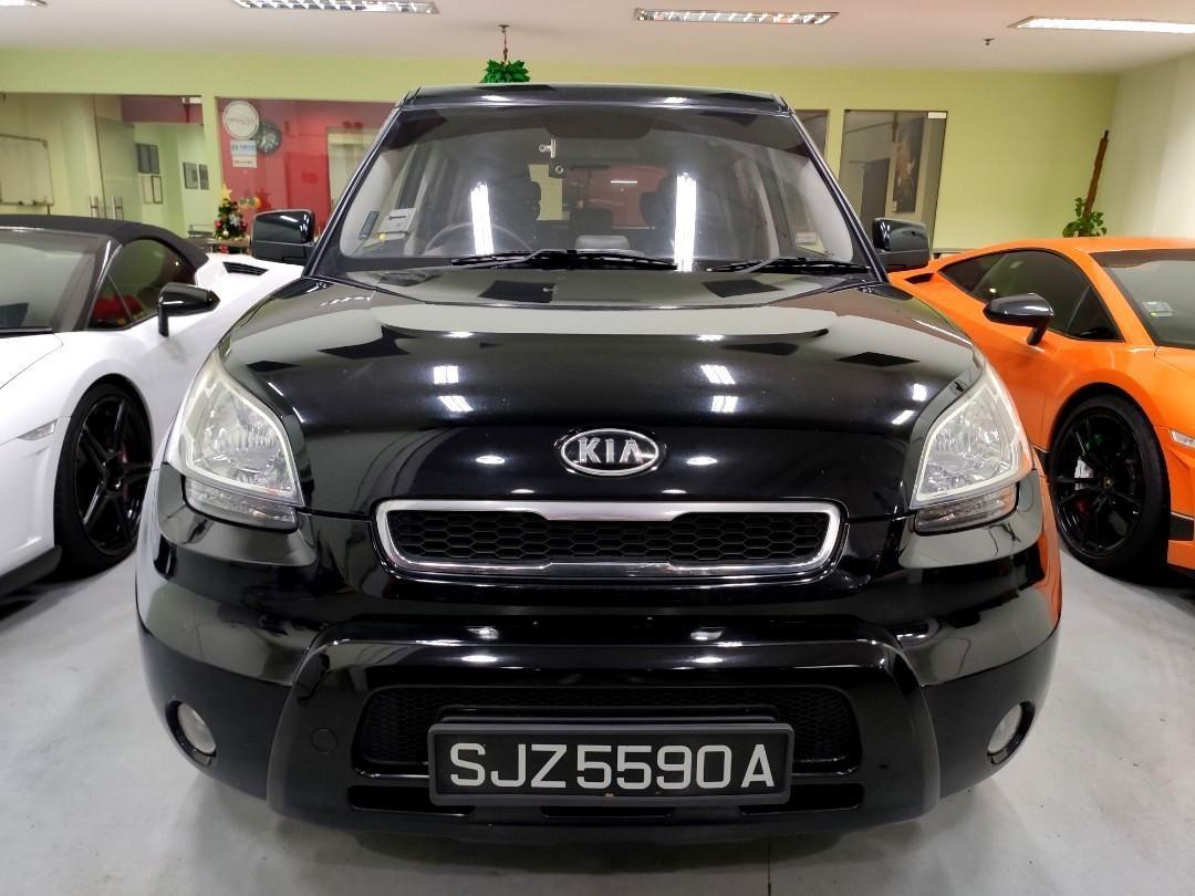 Kia soul 1.6A