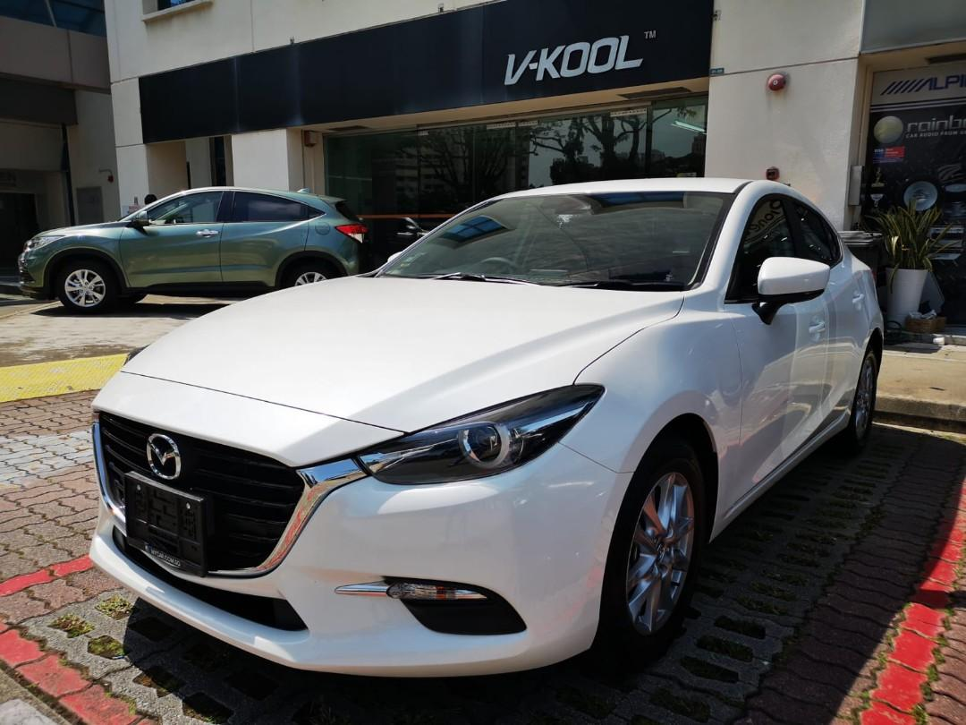 """Mazda 3 Axela 1.5A Diesel for Rental (Click """"read more"""" for more details)"""