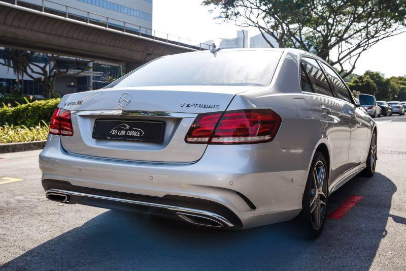 Mercedes Benz E-Class E250 Edition E
