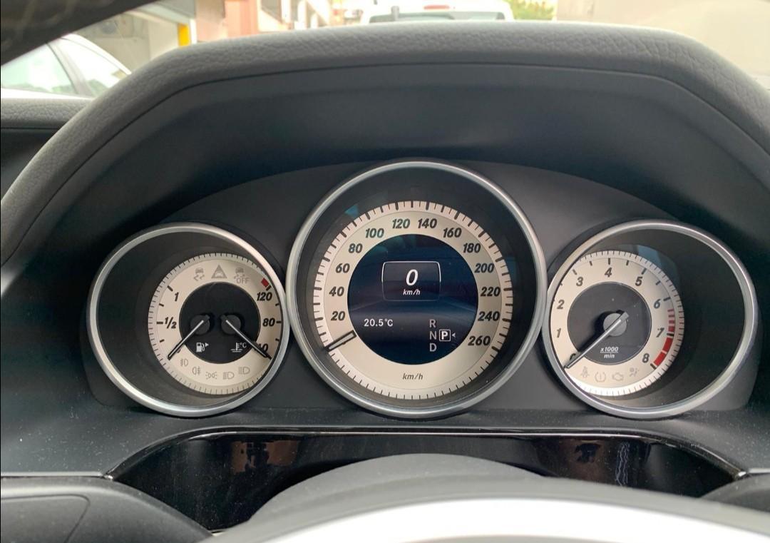 Mercedes-Benz E250 Sport (A)