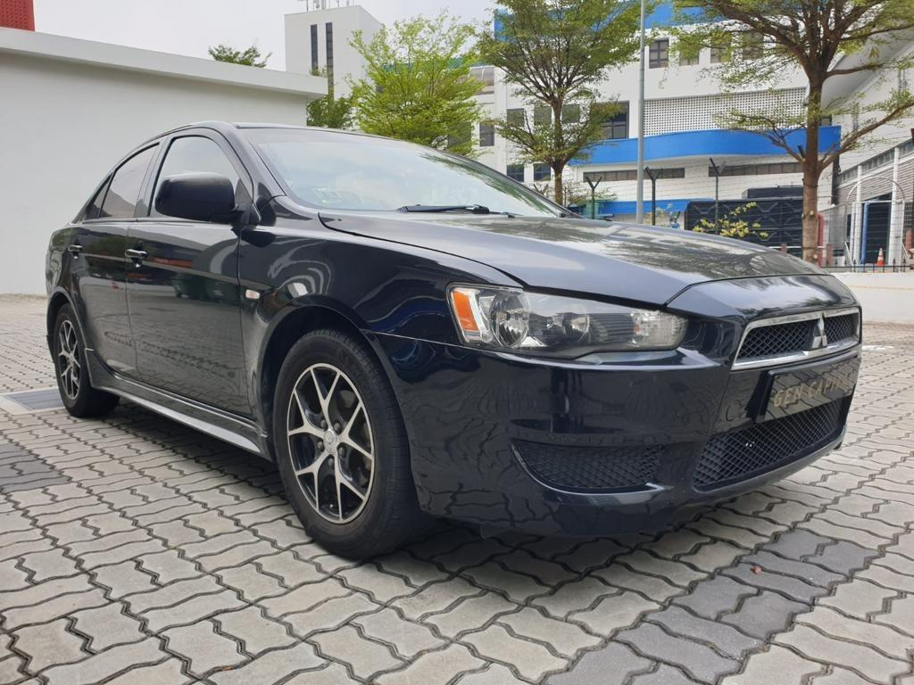 Mitsubishi Lancer Ex - @97396107 ! Cheapest Rates with full support!