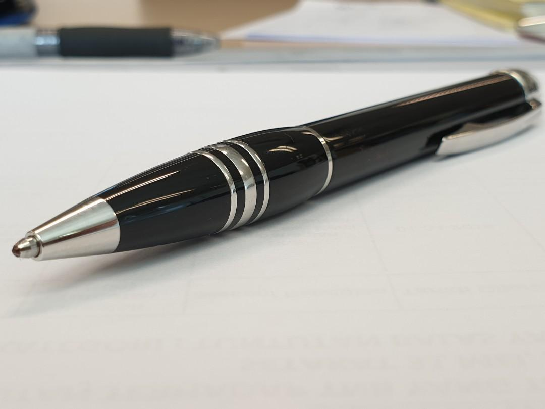 Montblanc Strawalker Ball point pen Limited Edition 100th Anniversary 2006