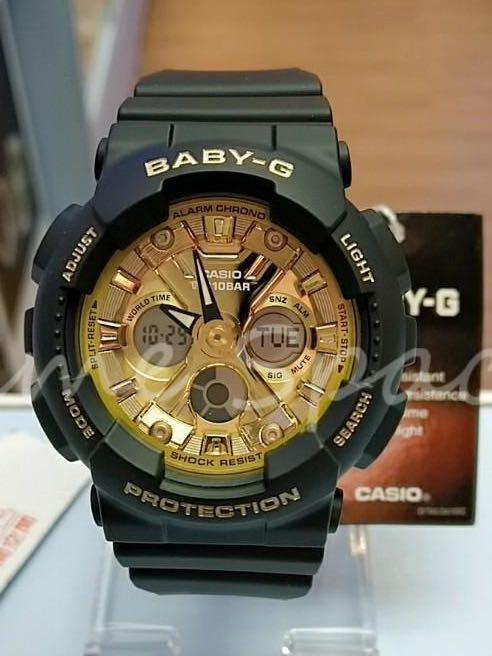 NEW🌟BABYG UNISEX SPORTS WATCH : 100% ORIGINAL AUTHENTIC CASIO BABY-G-SHOCK : BA-130-1A2 / BA-130-1A3 / BA-130-1A4 / BA-130-1A ( GSHOCK )