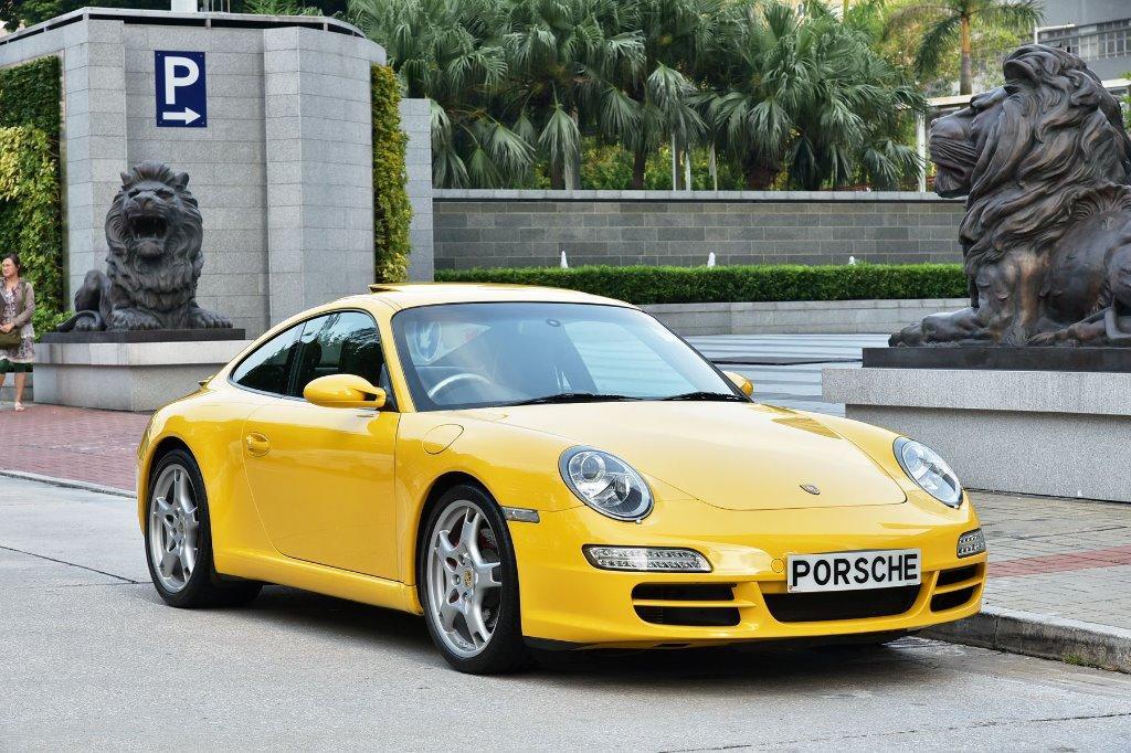 Porsche Carrera 2S Auto