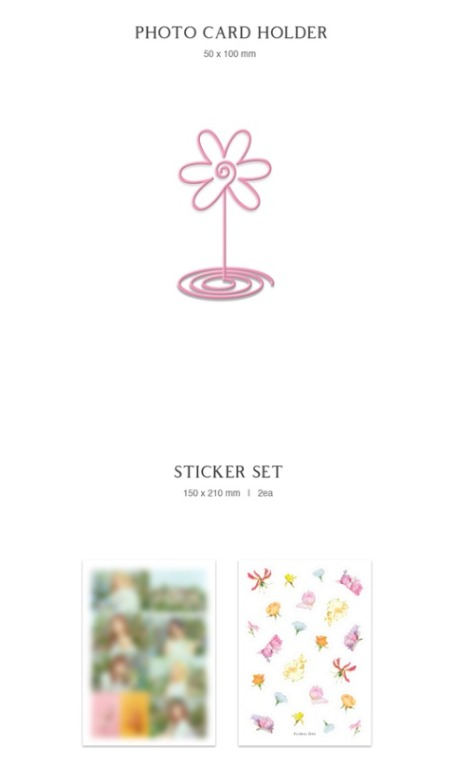 [Pre-order] APINK 에이핑크 2020 SEASON'S GREETINGS - FLORAL DAY