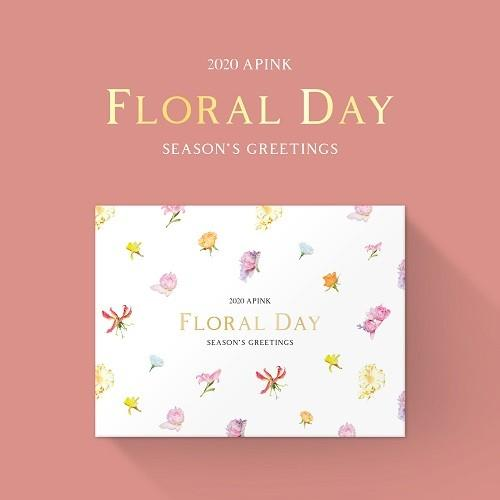 (PRE-ORDER:SEALED) 에이핑크 (Apink) - 2020 시즌 그리팅 (SEASON'S GREETINGS) [FLORAL DAY]