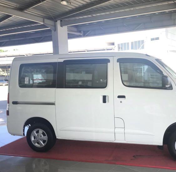 PROMO AWAL TAHUN Daihatsu Granmax Minibus DP mulai 13 jutaan