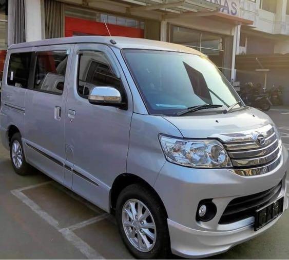 PROMO AWAL TAHUN Daihatsu Luxio DP mulai 14 jutaan