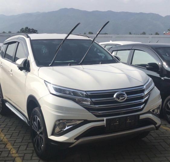PROMO AWAL TAHUN Daihatsu Terios DP mulai 13 jutaan