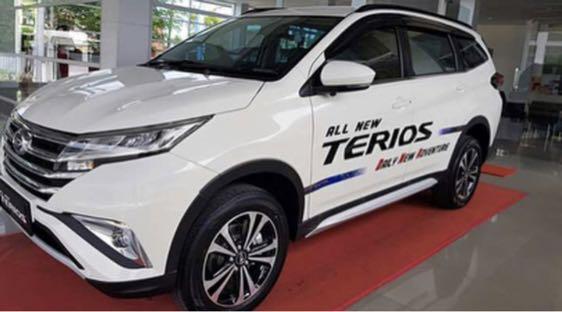 PROMO AWAL TAHUN Daihatsu Terios DP mulai 15 jutaan