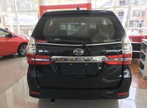 PROMO AWAL TAHUN Daihatsu Xenia DP mulai 15 jutaan