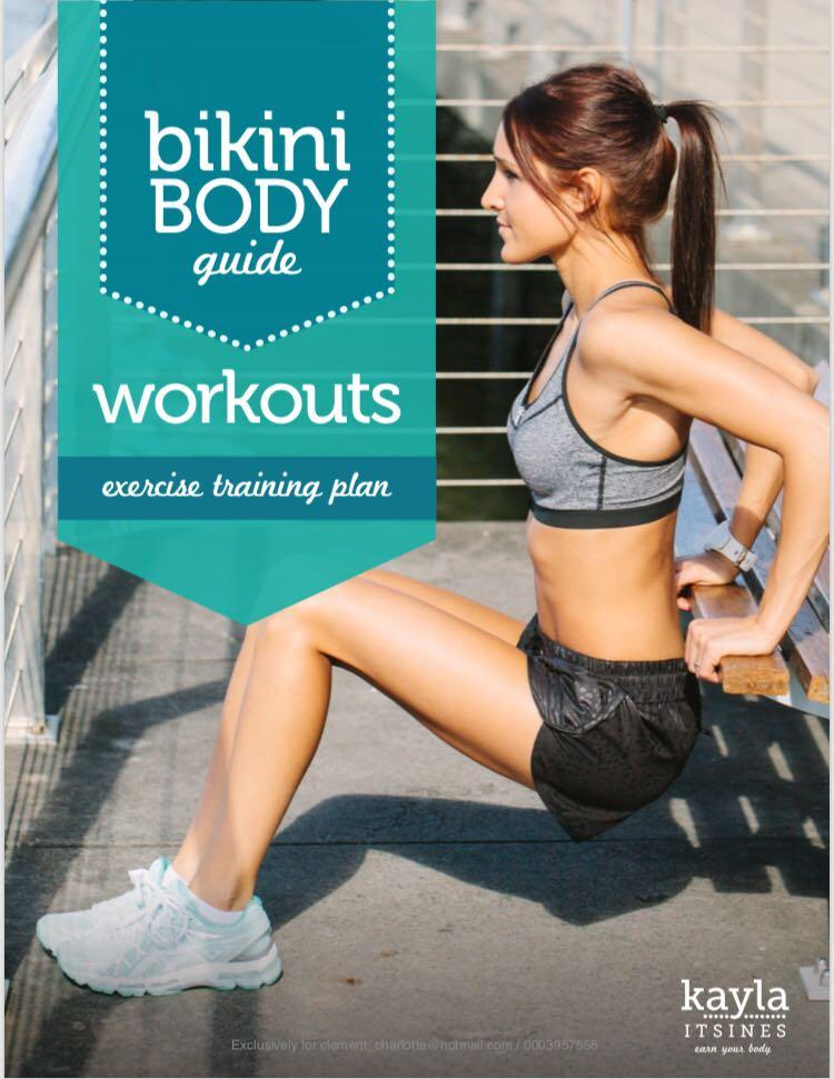 Renowned Female Trainer Workout Guides various 9 E-books BUNDLE!
