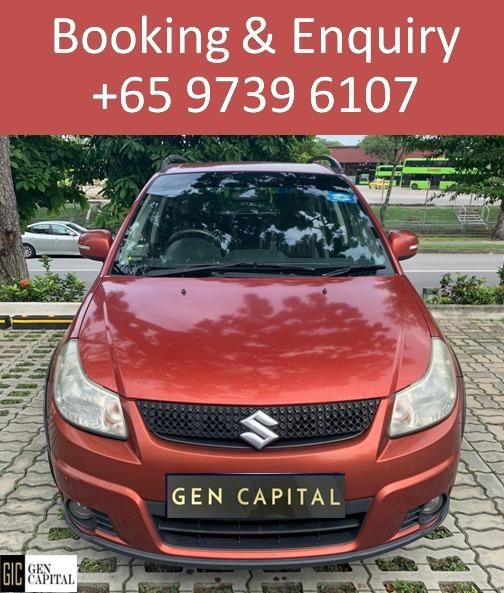 Suzuki SX4 Hatchback - @97396107 Cheapest rates with full support!