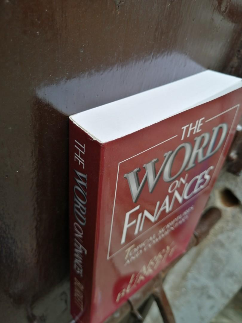 The Word on Finances: Topical Scriptures and Commentary by Larry Burkett