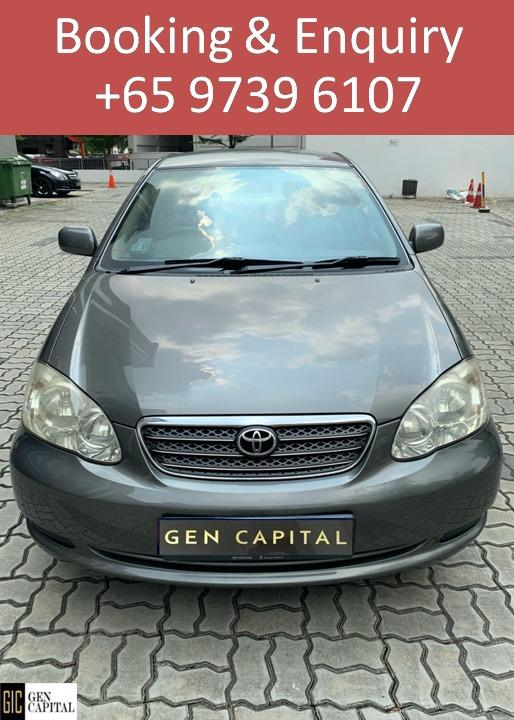 Toyota Altis - @97396107 !! Cheapest Rates with full support