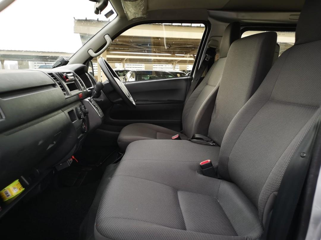 """Toyota Hiace 3.0A for Monthly Rental (Click on """"read more"""" for more details)"""