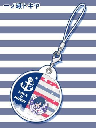 Uta no☆Prince-sama♪ All Star - Ichinose Tokiya - Gel Strap
