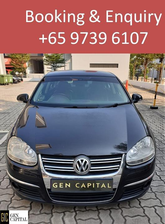 Volkswagen Jetta - @97396107! Cheapest rates with full support