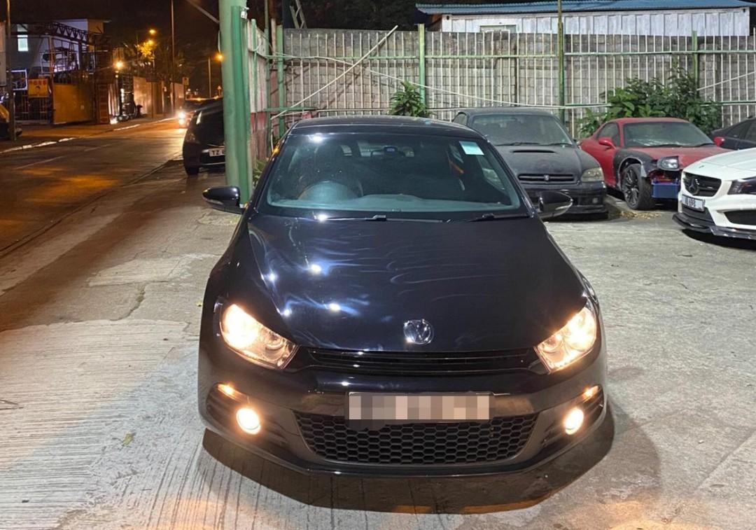 Volkswagen Scirocco 1.4 TSI Auto