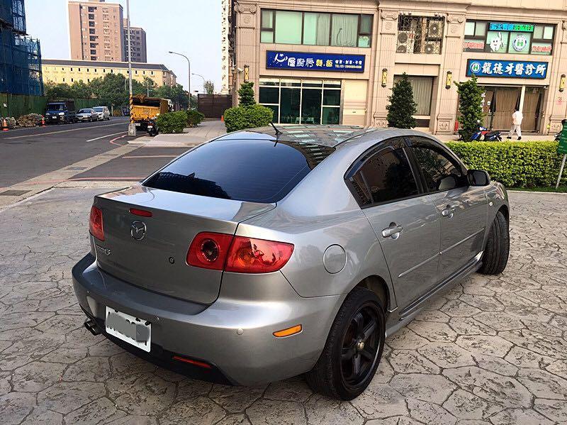 06年馬3 認證車 原版件 俗俗賣