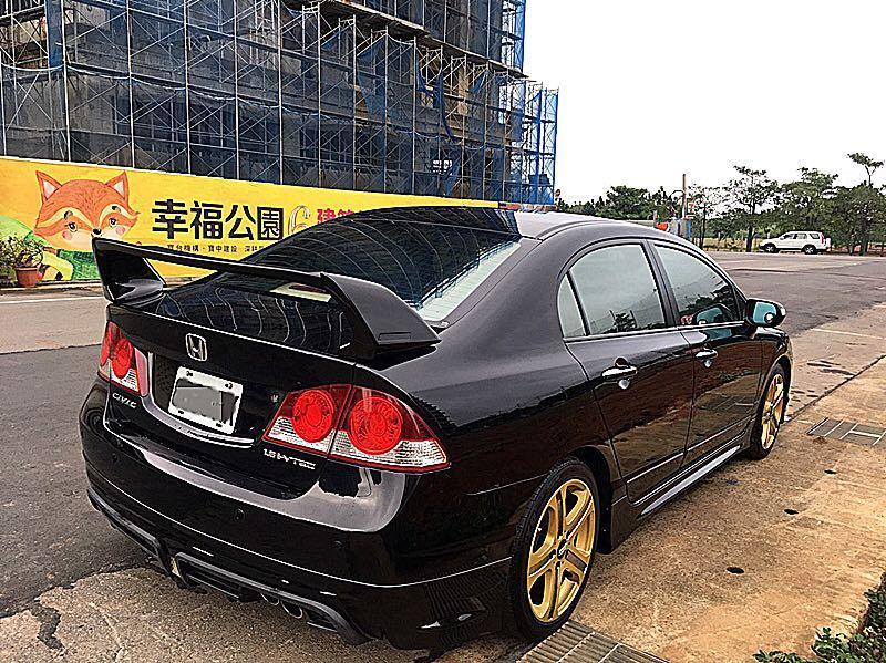 07年K12 基本改裝 空力套件 認證車 原版件 原漆
