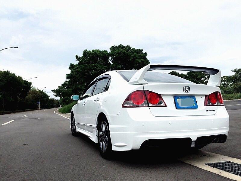 07年K12 頂級 RR空力套件 跑少 原版件 認證車