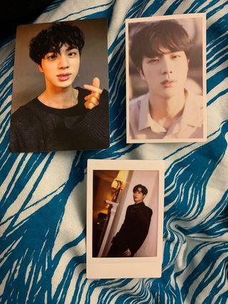 JIN AND JACKSON PHOTOCARDS