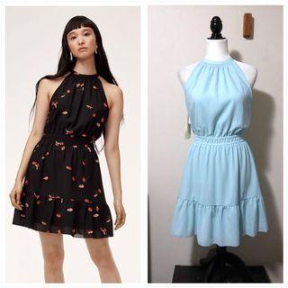 BNWT Aritzia Wilfred Effet Dress-Mini