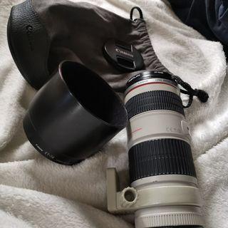 Canon Zoom Lens EF 70-200mm Is F4 USM