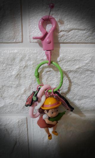 宮崎駿,鑰匙圈,吊飾