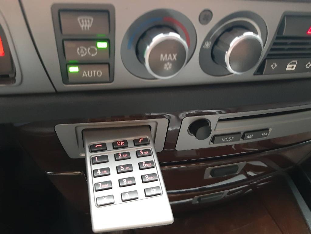 2006 小改款 頭批 740 LI 長軸 E66型 全車保存了BMW原汁原味的道地味道