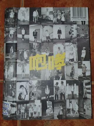 EXO Growl Repackage Album (Chinese Ver.)
