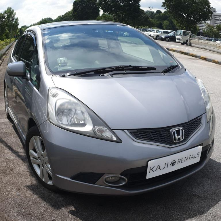 [$320/week!] HONDA JAZZ 1.5L Long Term Leasing available! PHV Welcomed!